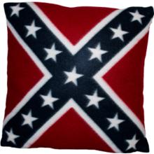 Rebel Fleece Blanket Pillow